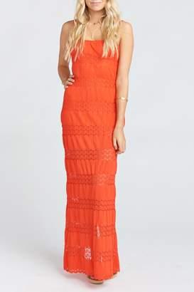 Show Me Your Mumu Harlowe Maxi Dress