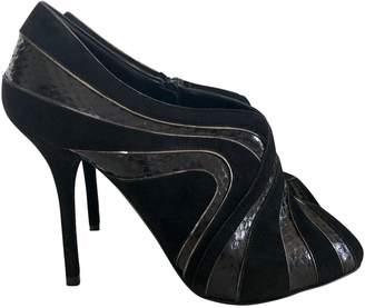 Dolce & Gabbana Pony-style calfskin heels