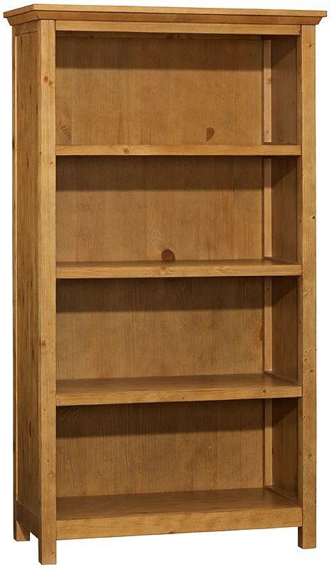 Pottery Barn Kids Cameron 4-Shelf Bookcase, Weathered Pine