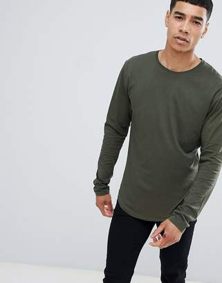 ONLY & SONS Long Lined Top