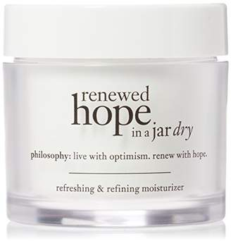 philosophy Renewed Hope in a Jar Refreshing and Refining Moisturizer for Dry Skin