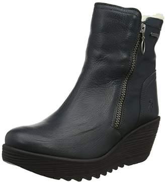 Fly London Women''s Gore-TEX YOLK060FLY Boots, Cordoba Red (Warm Lining), 36 EU