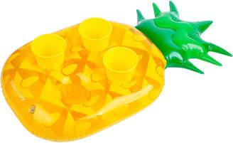 Sunnylife Yellow Pineapple Drink Holder