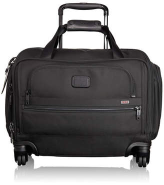Tumi 4-Wheeled Compact Duffel Bag Luggage, Black