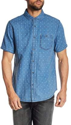 Jeremiah Kit Reversible Jacquard Shirt