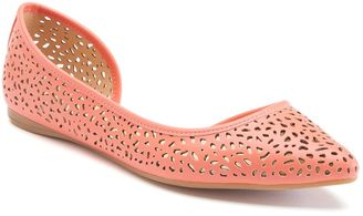 Apt. 9® Satisfy Women's Pointed-Toe D'Orsay Flats $49.99 thestylecure.com