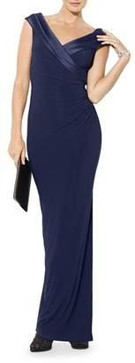 Ralph Lauren Crossover Gown