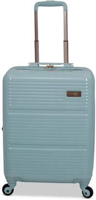 """Jessica Simpson Timeless 20"""" Hardside Carry-On Spinner Suitcase"""