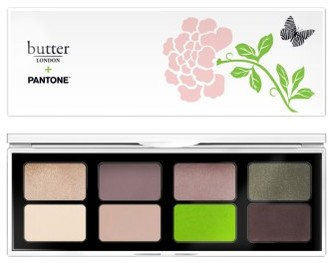 Butter London Pantone Color Of The Year Eyeshadow Palette - No Color