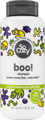 SoCozy Boo! Lice Scaring Shampoo $14.50 thestylecure.com