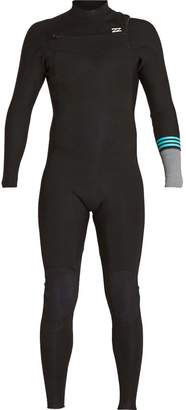 Billabong 3/2 Revolution Tri-Bong Chest Zip Full Wetsuit - Men's