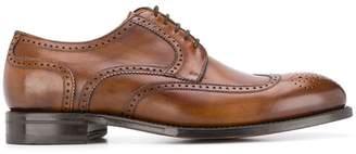 Berwick Shoes ブローグシューズ