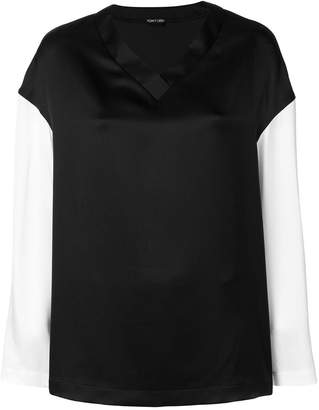 Tom Ford long sleeved T-shirt