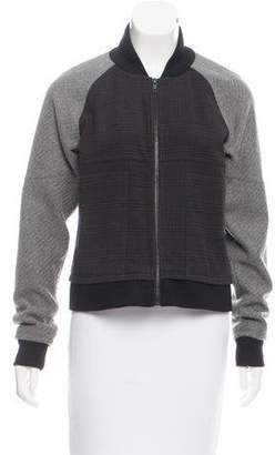 Yigal Azrouel Cut25 by Patterned Bomber Jacket
