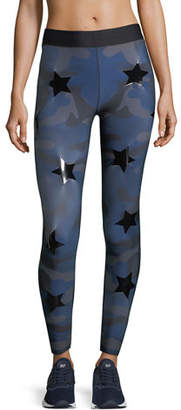 Ultracor Ultra Silky Camo Knockout Leggings w/ Stars
