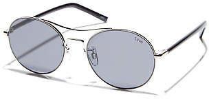 Liive Vision New Women's Berlin Womens Sunglasses Glass Silver