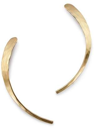 Bloomingdale's Half Moon Ear Climbers in 14K Yellow Gold - 100% Exclusive