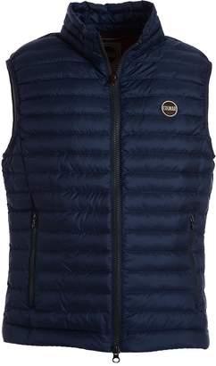 Colmar Gilet Style Blue Down Jacket