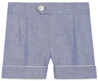 Baby oxford short $290 thestylecure.com