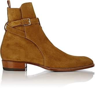 Saint Laurent Men's Hedi Jodhpur Boots