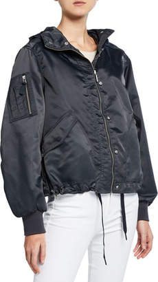 Hunter Refined Waterproof Bomber Jacket