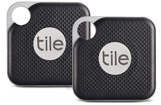 Tile Tile Pro 2018 Tracker, Set of 2