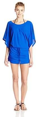 Luli Fama Women's Cosita Buena South Beach Cover-Up Dress