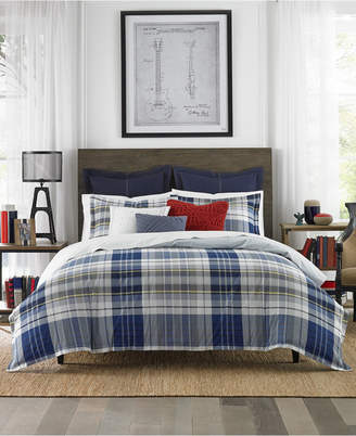 Tommy Hilfiger Poquonock Plaid 2-Pc. Twin/Twin Xl Comforter Set Bedding