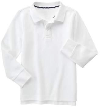 Gymboree Long Sleeve Polo Shirt