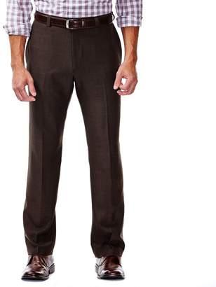 Haggar HD90218 Mens Big & Tall Eclo Stria Dress Pants, -56-34