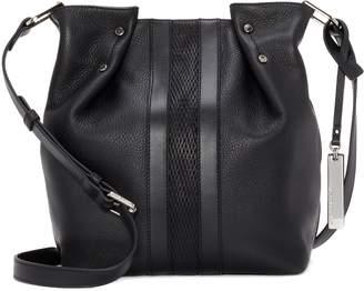 Vince Camuto Mio Lattice-detail Crossbody Bag