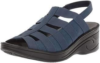 Easy Street Shoes Women's Floaty Wedge Sandal