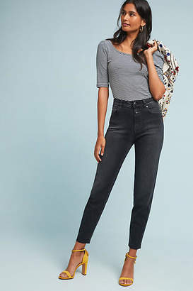 Closed Day High-Rise Slim Cropped Jeans