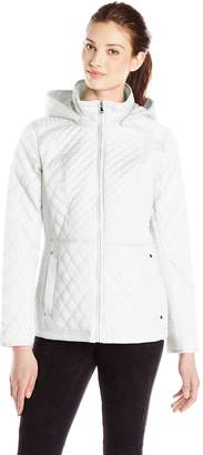 Weathertamer Weather Tamer Women's Lightweight Quilted Jacket