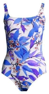 Gottex Swim Sakura Floral Swimsuit