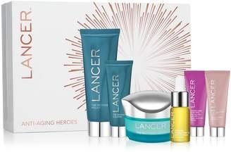 Lancer Skincare Anti-Aging Heroes Set