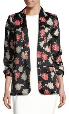 Calvin Klein Floral Printed Blazer