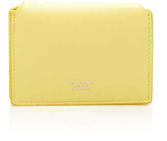 Acne Studios Leather Snap Card Case