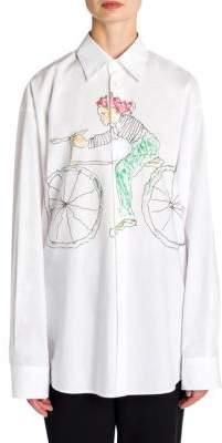 Marni Cotton Bicycle Shirt