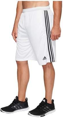 adidas Big Tall Designed-2-Move 3-Stripes Shorts Men's Shorts
