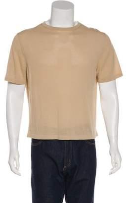 Gucci Knit Crew Neck T-Shirt