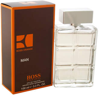 HUGO BOSS Orange 3.3Oz Men's Eau De Toilette Spray