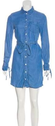 Michael Kors Denim Mini Dress
