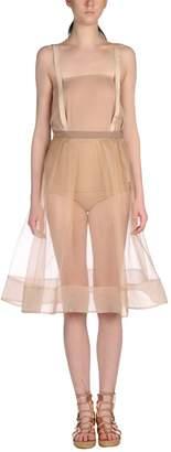 Muveil 3/4 length skirts