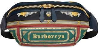 Burberry Medium Archive Scarf Print Bum Bag