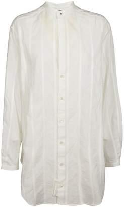 Saint Laurent Oversized Piped Shirt