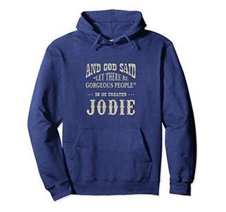 Personalized Hoodies Birthday Gift For Jodie