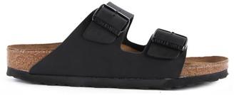BIRKENSTOCK Leather Arizona Sandals $105.60 thestylecure.com