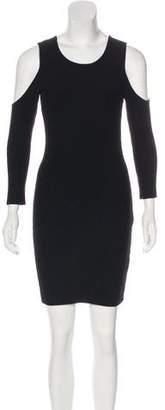 Rebecca Minkoff Cutout Knit Dress