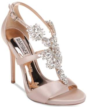 611dd000bfa Badgley Mischka Beige Shoes For Women - ShopStyle Australia